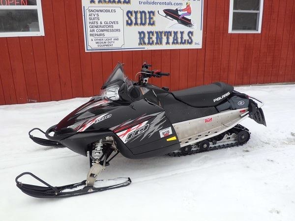 Snowmachine Rentals Pittsburg NH