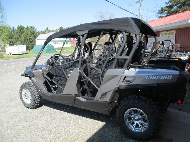 Commander XT 1000 ATV Rental