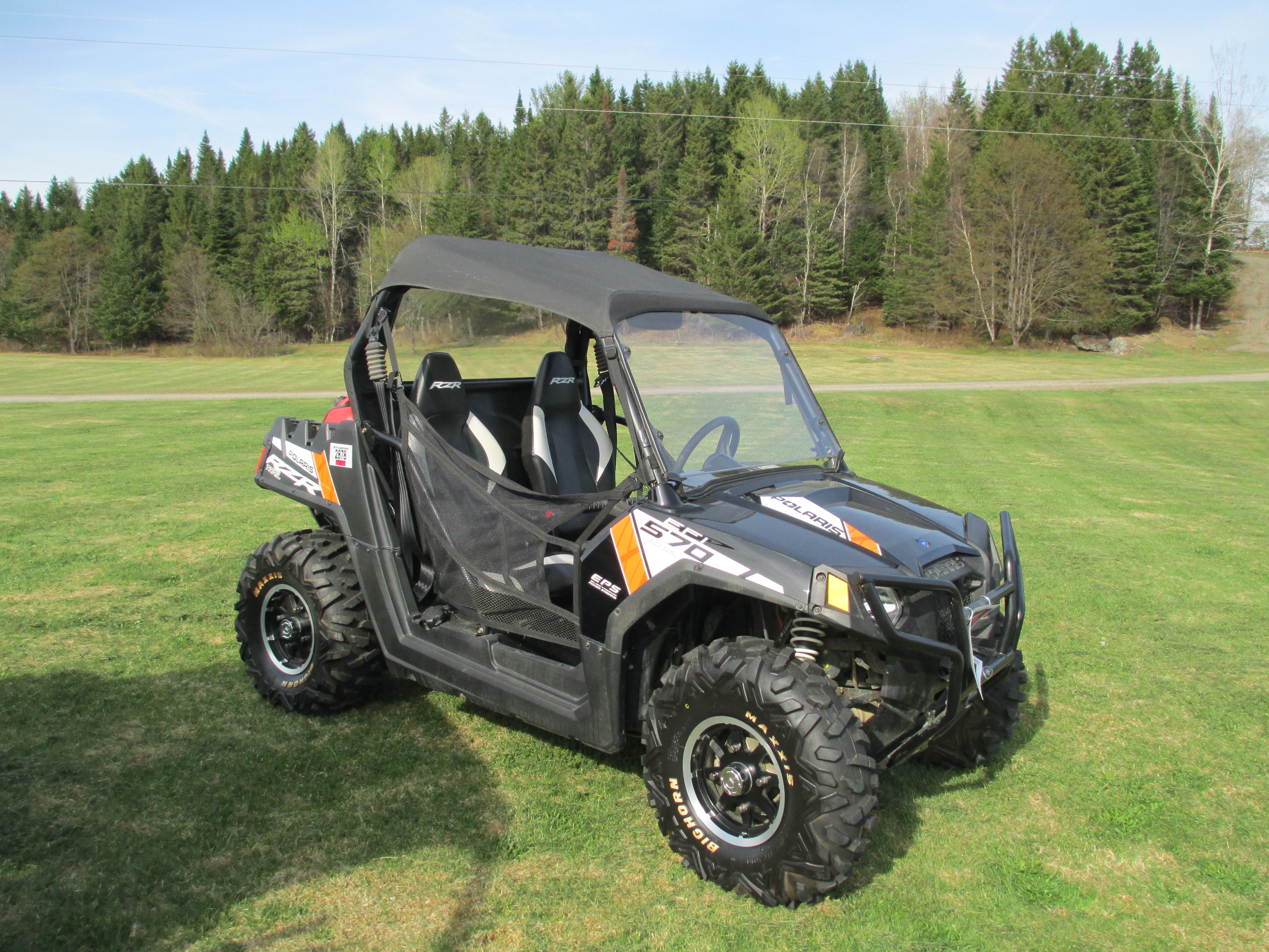 Polaris RZR 570 Pittsburg ATV Rental